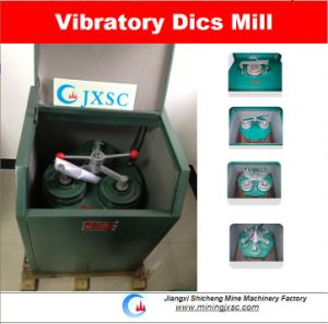 Laboratory Vibratory Cup Grinding Mill pictures & photos