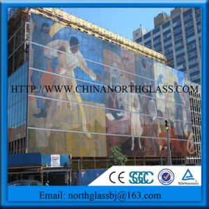 Customerized Pattern Colorful Safe Tempered Digital Printing Glass pictures & photos