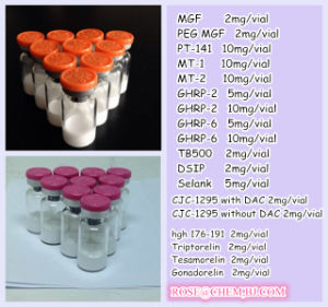Tb-500 Human Growth Peptides/Thymosin Beta 4 CAS 77591-33-4 pictures & photos