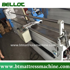 Double CNC Material Fabric or Cloth Strip Cutting Machine pictures & photos