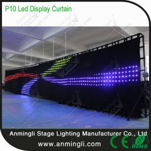 P10 LED Display Curtain Screen (AL-203VP10)