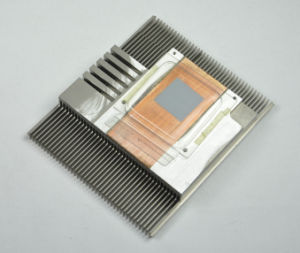 Customized Aluminum Heatsink pictures & photos