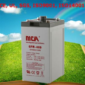 Good Quality 2V 400ah Battery Battery Solar 12V 400ah Solar Battery Cell pictures & photos
