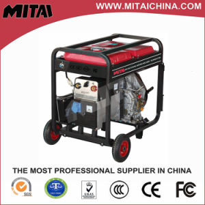 Three Phase Portable Diesel Welding Machine pictures & photos