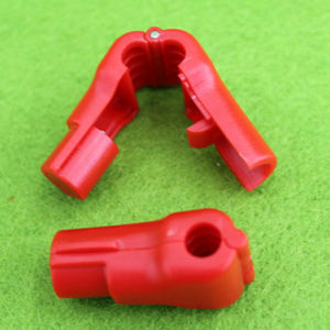 Different Diameter Red Retail EAS Stop Lock pictures & photos