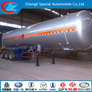 Pressure Vessels 59520 Liters LPG Tanker Trailer, 40cbm 50cbm 60cbm LPG Semi Trailer pictures & photos