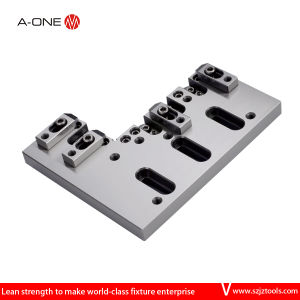 Square Precision Milling Machine Vise for EDM Table pictures & photos