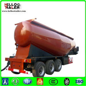 Big Capacity Water Tank 45cbm Multi Axle 50 Ton Cement Bulk Tanker Trailers pictures & photos