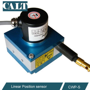 Draw Wire Position Sensor CWP-S 1500 Series, Use for Length Measurement, Range 1500mm