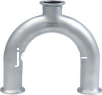 Sanitary Fitting -- Quick-Install U Type Tee (110048)