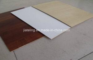 Melamine Board 4*8ft 2.5mm Solid Color Melamine MDF pictures & photos