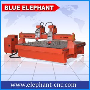 Ele-2425 Multi Head CNC Router/ Multi Spindle Machine pictures & photos