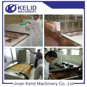 New Type Industrial Vegetable Microwave Dryer pictures & photos