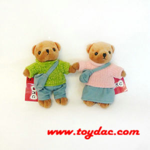Sweater Student Bear Key Ring Toy pictures & photos