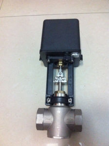 Electric Actuator Valve for HVAC Linear Motorized Valve (VA-5200-1000) pictures & photos