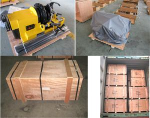 High Efficiency Electric Compact Threading Machine with Powerful Motor pictures & photos