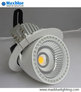 6 Inch 50W COB Adjustable Gimbal LED Downlight with 5-Year Warranty pictures & photos
