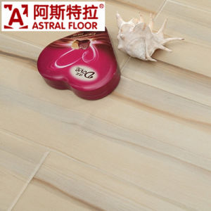 12mm and 8mm Mirror Surface High Gloss Laminate Flooring (AK6803) pictures & photos
