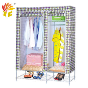 Hottest Portable Folding Plastic Wardrobe