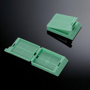 Green Histology Cassettes for Lab Use pictures & photos