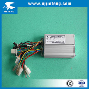 Cheap Programmable LCD E-Bike Electric Motor DC Brushless Sine-Wave Controller pictures & photos