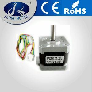 NEMA17 Square 40mm Motor Length Stepper Motor with Circuit Board pictures & photos