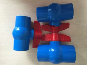 China Manufacture High Quality PVC/CPVC Ball Valve pictures & photos