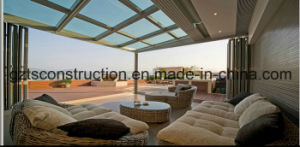 High End Aluminum Folding Door for Villa pictures & photos
