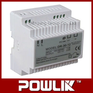 30W DIN-Rail Switching Power Supply with CE (DR-30) pictures & photos