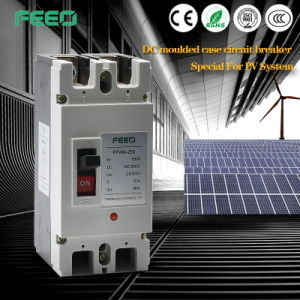 PV Solar System DC 4phase Moulded Case Circuit Breaker pictures & photos