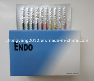 Dentsply Dental Nerve Barbed Broaches Files pictures & photos