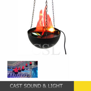 Hanging Artificial Fire Effect LED Flame Light/Stage Fire Effect Machine pictures & photos
