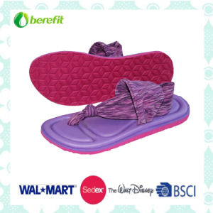 EVA Sole and Beatiful Design, Women′s Sandals pictures & photos