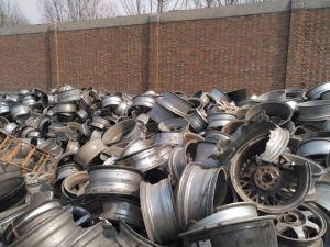Aluminum Wheel Scrap From The Original Factory pictures & photos