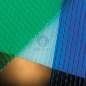 High Quality Polycarbonate Sheet for Construction, 100% Virgin pictures & photos