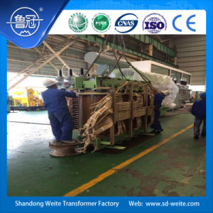 132kV Oil-Immersed two windings, off-load tap-changing Power Transformer