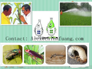 Insecticide Pesticide 35575-96-3 Sexual Attractant (Z) -9-Tricosene 10% Wp Azamethiphos pictures & photos