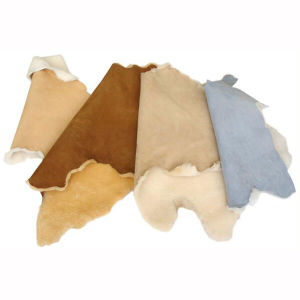 Genuine Australian Double Face Shearling Sheepskin for Garment pictures & photos