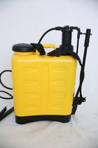 20L Knapsack/Backpack Manual Hand Pressure Agricultural Sprayer (SX-LK20J) pictures & photos