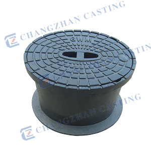 En124 Customized Plastic Drainage Cover (A15 B125 C250 D400) pictures & photos