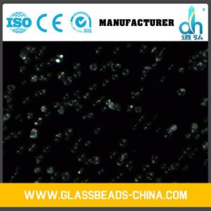 Borosilicate Raw Material Smooth Crushed Glass Blasting pictures & photos