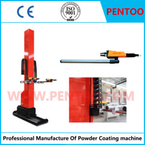 Automatic Powder Painting Gun for Motorcycle Components with Good Quality pictures & photos