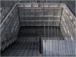 Lightweight Construction Formwork