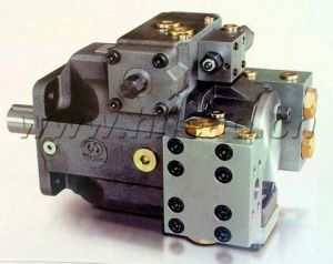 A4vso355 Hydraulic Axial Piston Pump