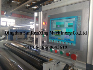 Hot Melt Adhesive Waterproofing Roll Laminating Coating Spray Machine pictures & photos