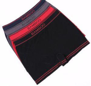 Bamboo Fiber Men′s Pants Men′s Underwear pictures & photos