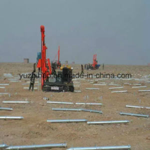 Solar Energy Hot DIP Galvanized Ground Anchor/ Screw Pile /Ground Pile/Ground Screw pictures & photos