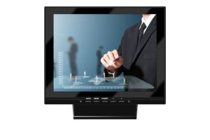 12 Touch Screen Monitor for Restaurant/ Touch Monitor for Vending Machine pictures & photos
