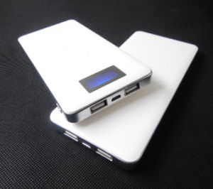 Polymer Power Bank with LED Screen (PB-J02) pictures & photos
