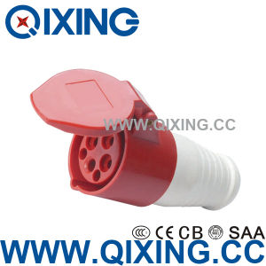 IP67 16A 5 Pins Industrial Outlet Sockets Connectors (QX-213) pictures & photos